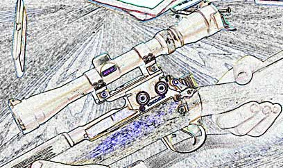 Collecting and Shooting the Surplus Rifle - Cad Technik Enfield No