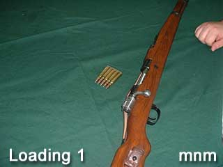 Collecting and Shooting the German kar98a Mauser - OPERATIONS